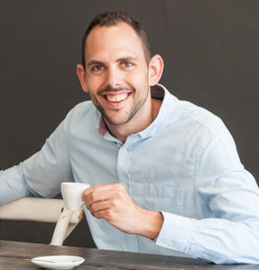 Rowan Isaacman, Inventor of the Caffenu Cleaning Capsule