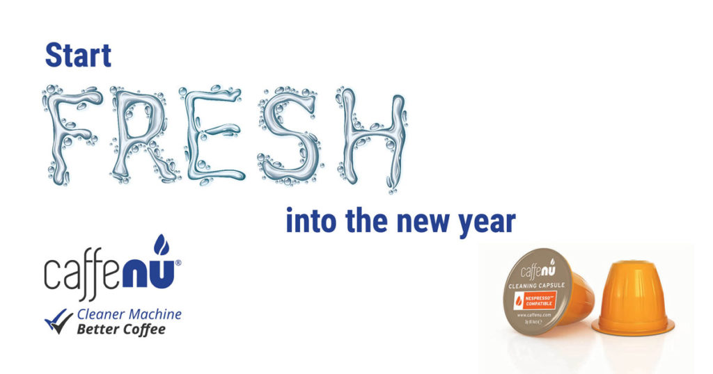 Start FRESH into the new year - Caffenu