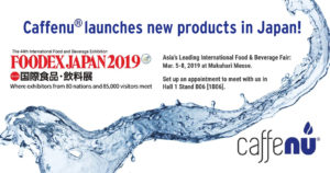 Caffenu-goes-to-Japan-Foodex-2019