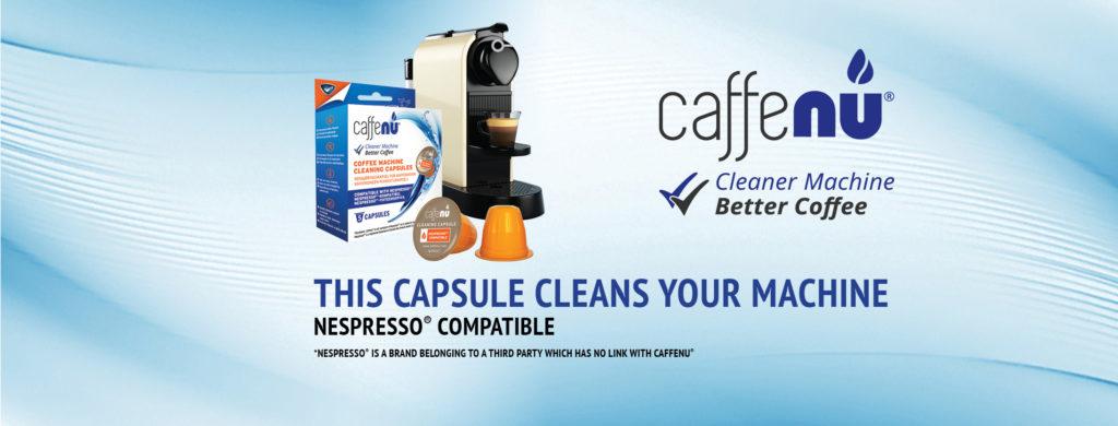 CAFFENU website banners
